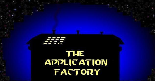 The Virtual Coordination Application Factory